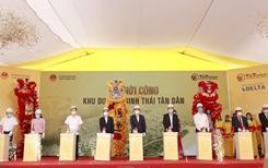 Tập đoàn T T Group khởi công xây dựng khu du lịch sinh thái biển tại Nghi Sơn
