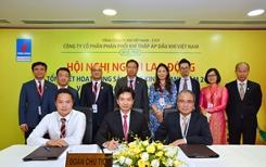 Công ty CP Phân phối Khí thấp áp Dầu khí Việt Nam Cổ đông lớn mua thêm cổ phiếu