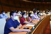 Quốc hội phân công nhân sự trưởng đoàn, phó đoàn giám sát tối cao về quy hoạch và chống lãng phí