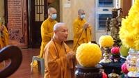 Gần 2 ngàn ngôi chùa tụng Kinh Dược sư và tưởng niệm anh hùng liệt sỹ