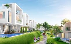 Khám phá second home phong cách nghỉ dưỡng resort độc đáo bên Vịnh Phan Thiết