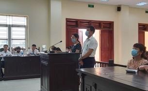 Vụ cán bộ phường lập khống hồ sơ đền bù đất ở Thanh Hóa Cần tôn trọng bản án phúc thẩm