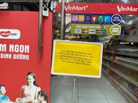 Thông tin hàng trăm siêu thị, cửa hàng của VinCommerce liên quan đến Công ty Thanh Nga là sai sự thật  