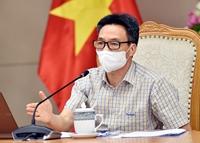 """Phó Thủ tướng Vũ Đức Đam Phú Yên, Khánh Hoà phải mở """"chiến dịch"""" dập dịch dứt điểm"""