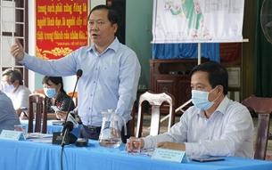 Bình Định Lập nhiều đoàn công tác ra Hà Nội vận động, đưa công dân trở về địa phương