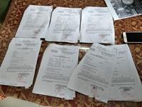 Xuất hiện giấy đi đường ký khống