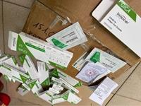 Người tiêu dùng cần cẩn trọng khi mua bộ kit test nhanh COVID-19