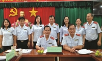 Thanh tra tỉnh Đồng Nai Xét tặng Kỷ niệm chương Vì sự nghiệp thanh tra