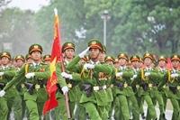 """Lực lượng Công an nhân dân là """"thanh bảo kiếm"""" bảo vệ Đảng, Nhà nước, Tổ quốc và nhân dân"""