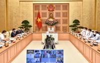 Việt Nam đang nỗ lực triển khai nhiều giải pháp để kiểm soát và đẩy lùi dịch bệnh