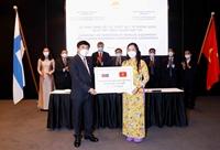 Doanh nghiệp Việt và châu Âu ký kết hợp đồng chuyển giao công nghệ sản xuất, mua bán vaccine COVID -19