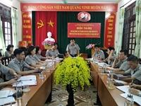 Khiển trách Cục trưởng Cục THADS tỉnh Hòa Bình