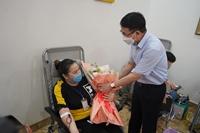 680 công nhân, viên chức, lao động đăng ký hiến máu