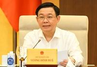Báo cáo Bộ Chính trị, trình Quốc hội quyết việc tổ chức phiên tòa trực tuyến