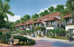 97 biệt thự Sun Tropical Village được đăng ký đặt chỗ ngay trong đợt giới thiệu đầu tiên