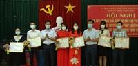 Trao giải Cuộc thi Báo cáo viên pháp luật, tuyên truyền viên pháp luật giỏi về pháp luật PCTN