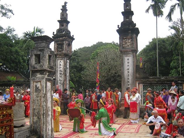 Lễ hội Hoa Lư sẽ khai mạc ngày 9/4/2022 - 1