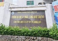 Phát hiện nhiều vi phạm tại Trường Đại học Kỹ thuật - Công nghệ Cần Thơ