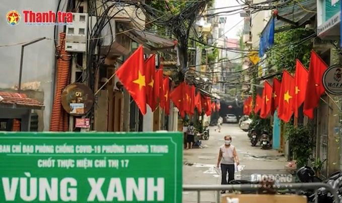 Hà Nội: Quyết tâm giữ vững vùng xanh cho trạng thái bình thường mới!