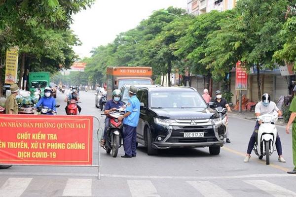 Hà Nội mở chiến dịch cao điểm kiểm tra vi phạm phòng, chống dịch