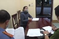 Hà Nam Bắt tạm giam 1 trường hợp trở về từ vùng dịch không khai báo