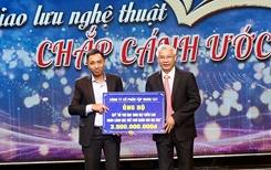 T T Group hỗ trợ 3,5 tỷ đồng giúp học sinh nghèo học giỏi của tỉnh Hà Tĩnh vào đại học