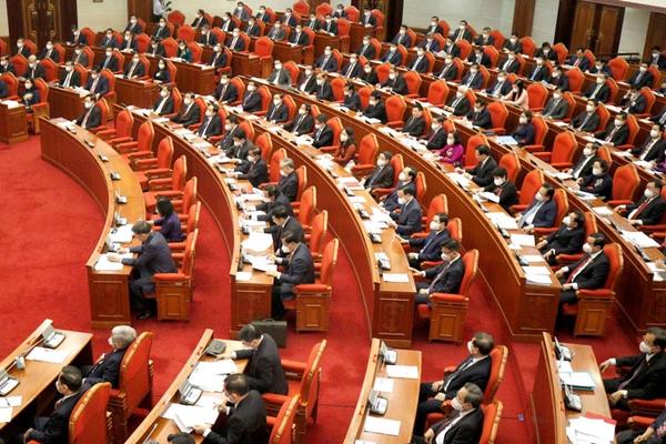 Giải quyết khiếu nại kỷ luật Đảng của Trung ương, Bộ Chính trị, Ban Bí thư có 3 bước