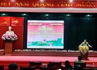 Công an tỉnh Hoà Bình Tập huấn công tác nghiệp vụ thanh tra năm 2021