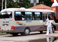 Ban hành quy định tạm thời hoạt động vận tải hành khách